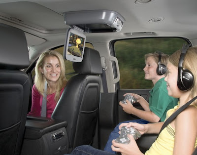 Audiovox Is the PlayStation 2 in Your Car