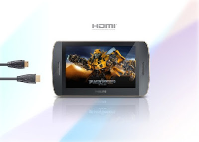 Philips SA075 Is Another Portable HDMI Candidate