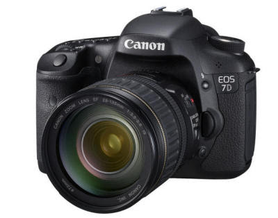 Canon New Firmware To Deal with 7D Ghost Images