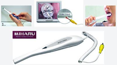 Dental Intraoral Plaque Detection Camera
