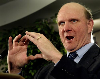 Ballmer Claims Windows 7 Sold More Than Expected
