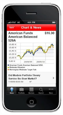 Morningstar Intros Free Business App for iPhone and iPod Touch