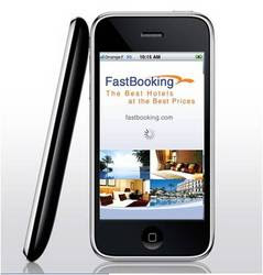 FastBooking iPhone App