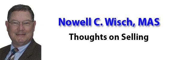 Nowell C. Wisch, MAS