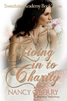 Giving in to Charity by Nancy O'Berry