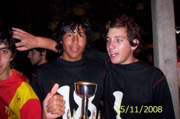 manos campeonas 2008
