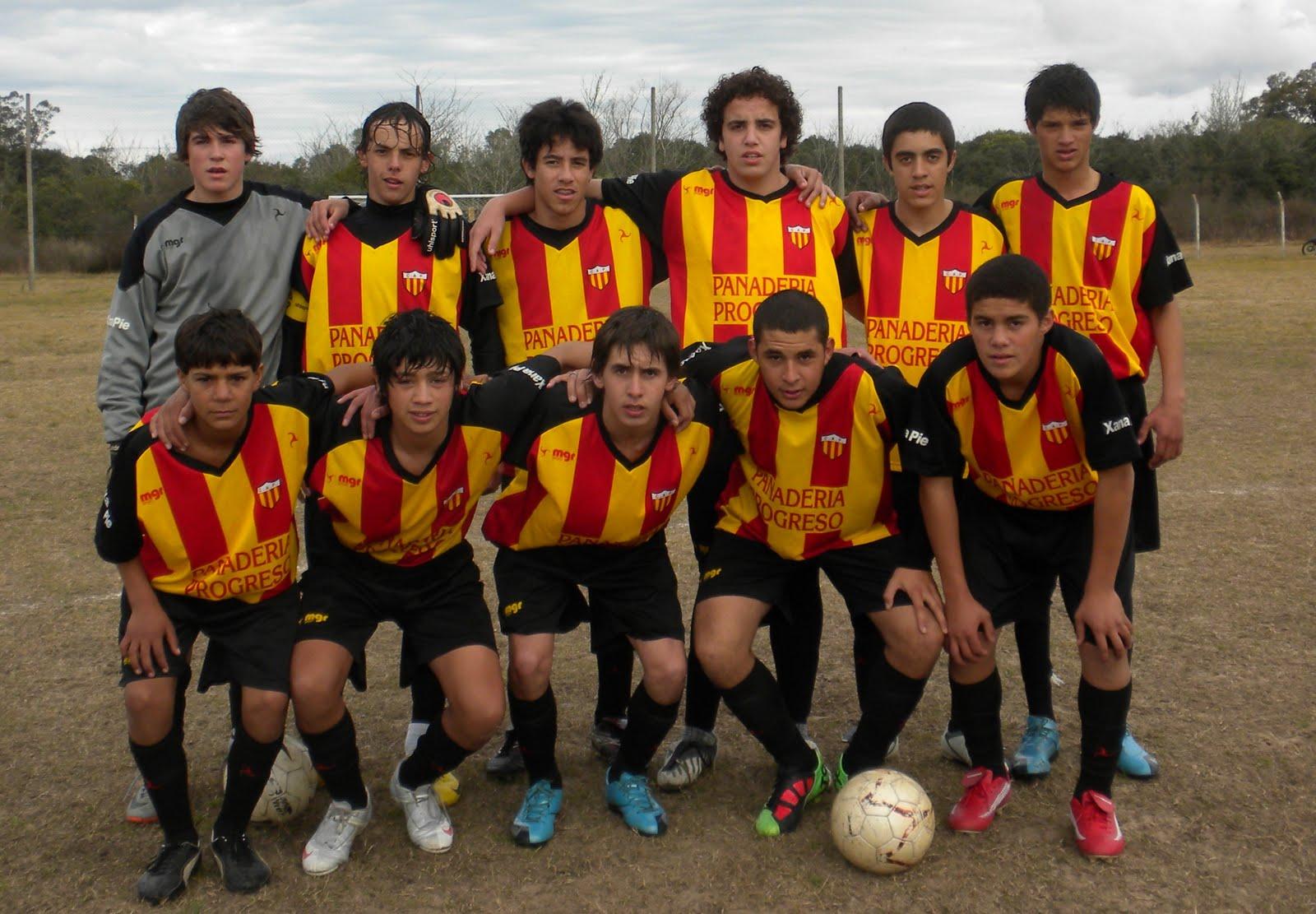 campeones 2010 sub 15