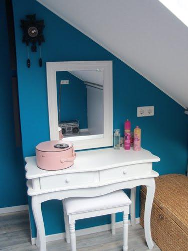 Simsalabeauty roomtour for Blokker spiegel