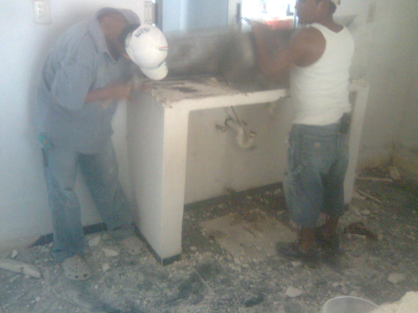 Alex Cima: Remodelacion de cocina casa Sr.Miguel Angel