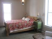we have a bedroom!