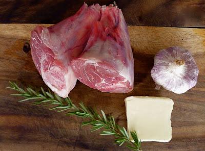 La cuisine de patrick souris d 39 agneau confites - Comment cuisiner la souris d agneau ...