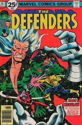 Defenders #38, Nebulon