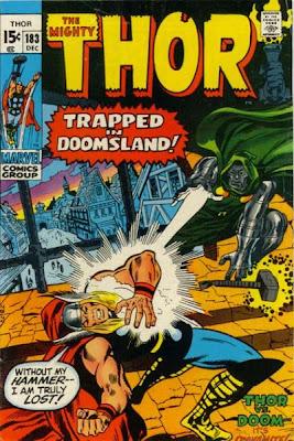 Thor #183, Dr Doom