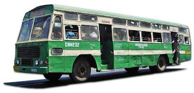 MTC bus Chennai