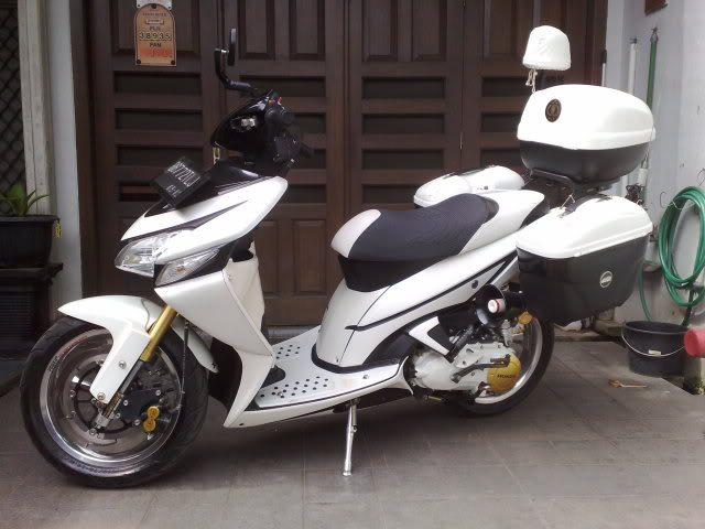 Modifikasi Honda Vario Street Racing | Apps Directories