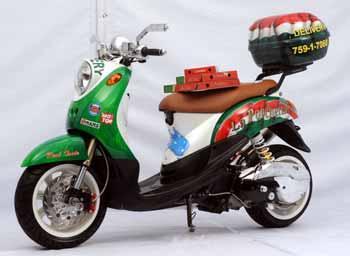 Gallery Foto Modifikasi Motor Yamaha Mio 2007