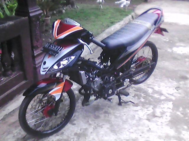 MODIFIKASI YAMAHA JUPITER MX 180 cc title=
