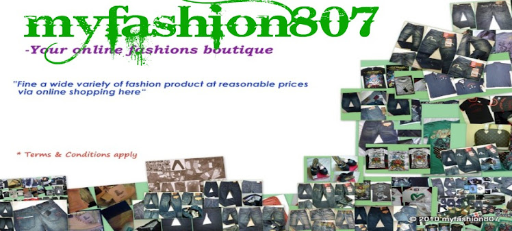 myfashion807 -your online fashions boutique.
