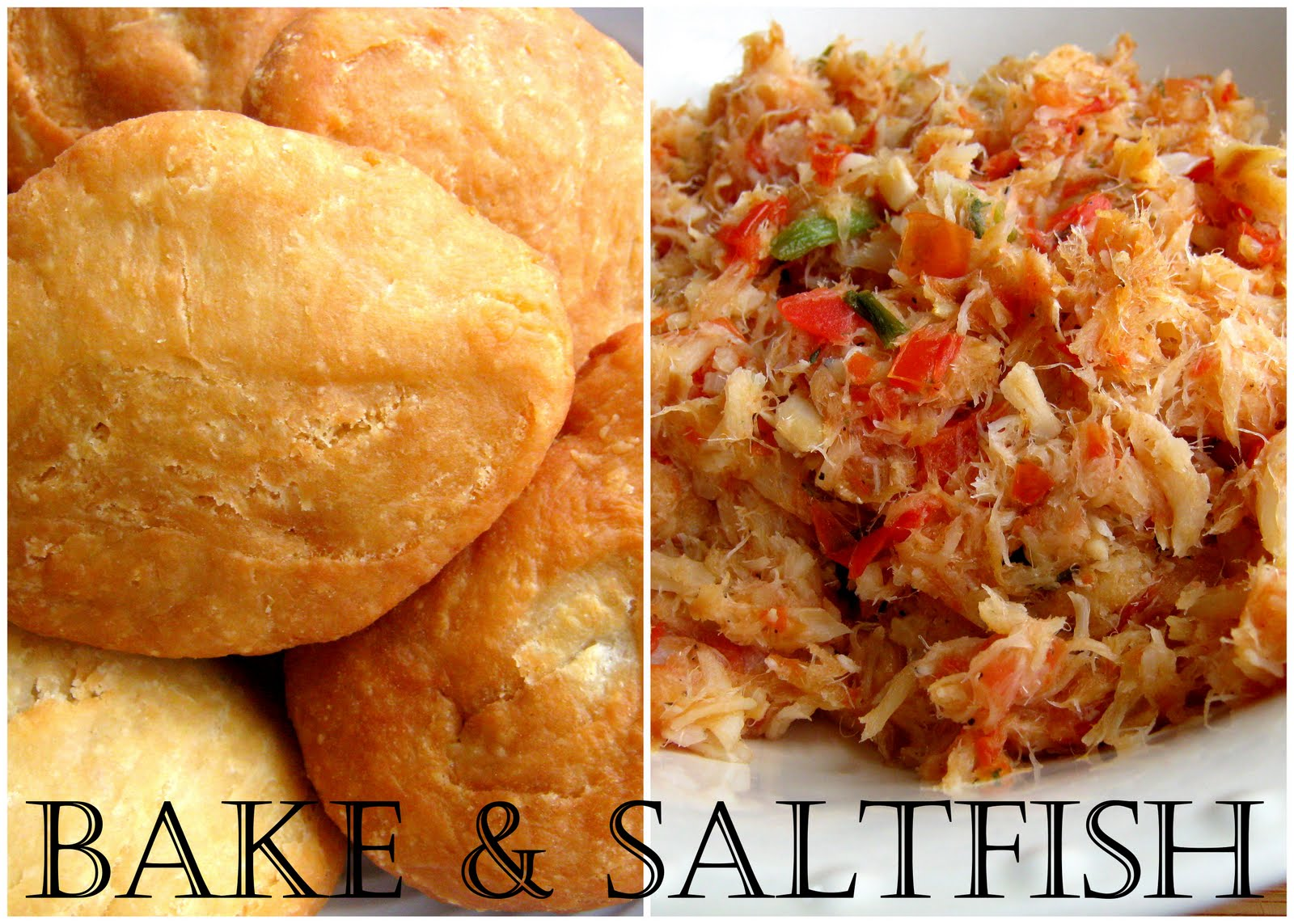 Caribbean Fry Bakes Recipe — Dishmaps