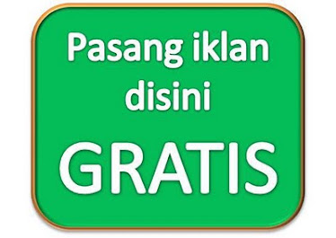 Mau Pasang Iklan Gratis..?? Klik di Logo ini :