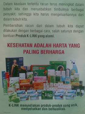Aneka Produk Herbal Bermanfaat Berkualitas, Your Health Solution. Klik Logo ini :