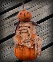 JOL Pumpkin Doll