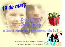 Sant Josep día del Pare, Pepes y Pepitas
