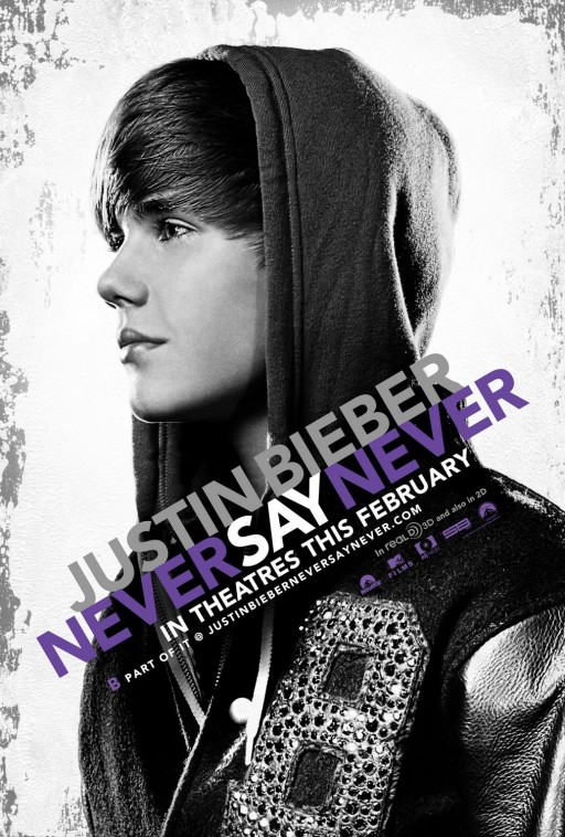 justin bieber us cover. justin bieber never say never