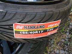 Exotische Reifen