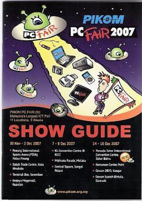 PIKOM Show Guide