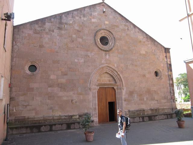 iglesia san francesco de Iglesias