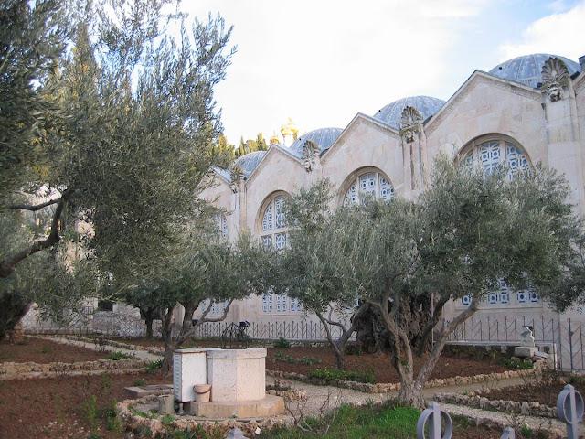 iglesia de Getsemaní Jerusalén