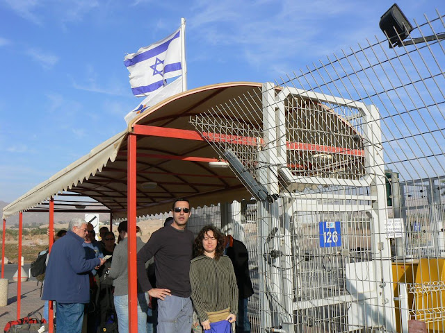 frontera israel jordania, frontera israeli, frontera Rabin, Frontera Elat-Aqaba, Yitzhak Rabin border