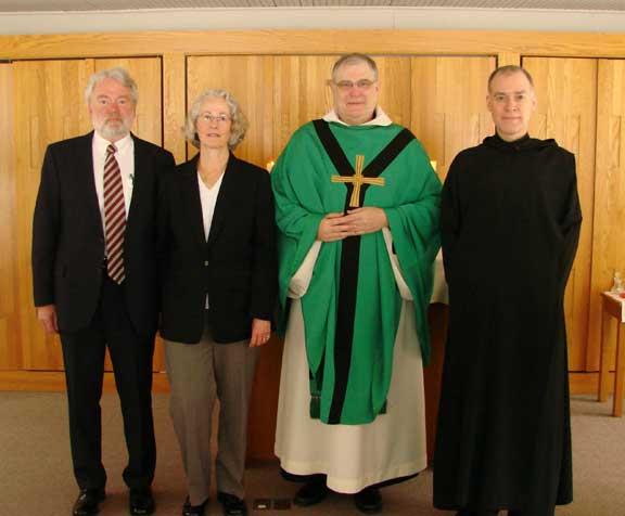 Founders The Anglican Use Society of St. Bede the Venerable
