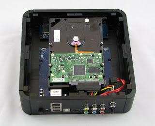 HDX 1000 HDD Installation -1