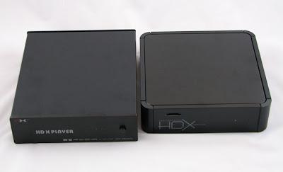 HDX 1000 vs HDX 900 Front