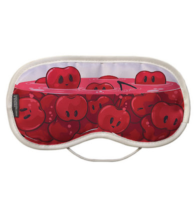 Kawaii Eye Mask Art
