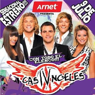 Desde este lunes nuevas funciones para el show de Casi angeles  CASI-ANGELES2