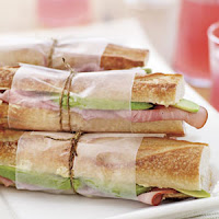 Sandwich de Jambon