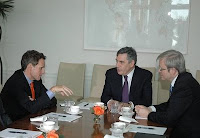 image of Timothy Geithner with Gordon Brown and Kevin Rudd by downingstreet at http://www.flickr.com/photos/downingstreet/