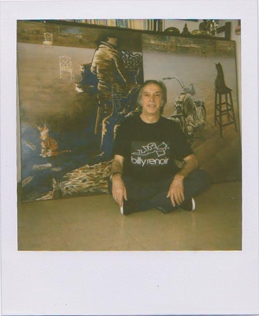 Evry Daily Photo - Rencontre avec Billy Renoir et Jose Durieux