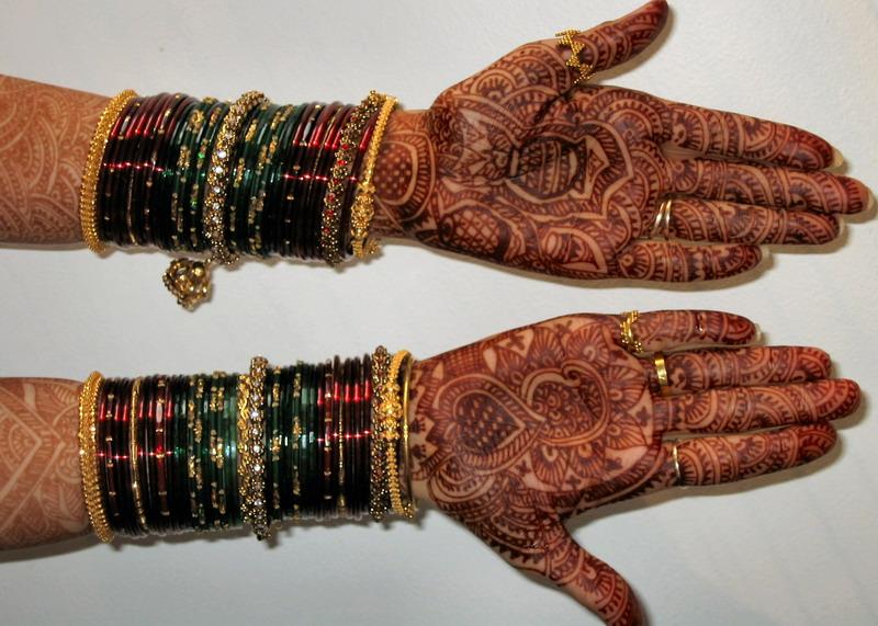 56 Indian Bridal Mehndi Designs