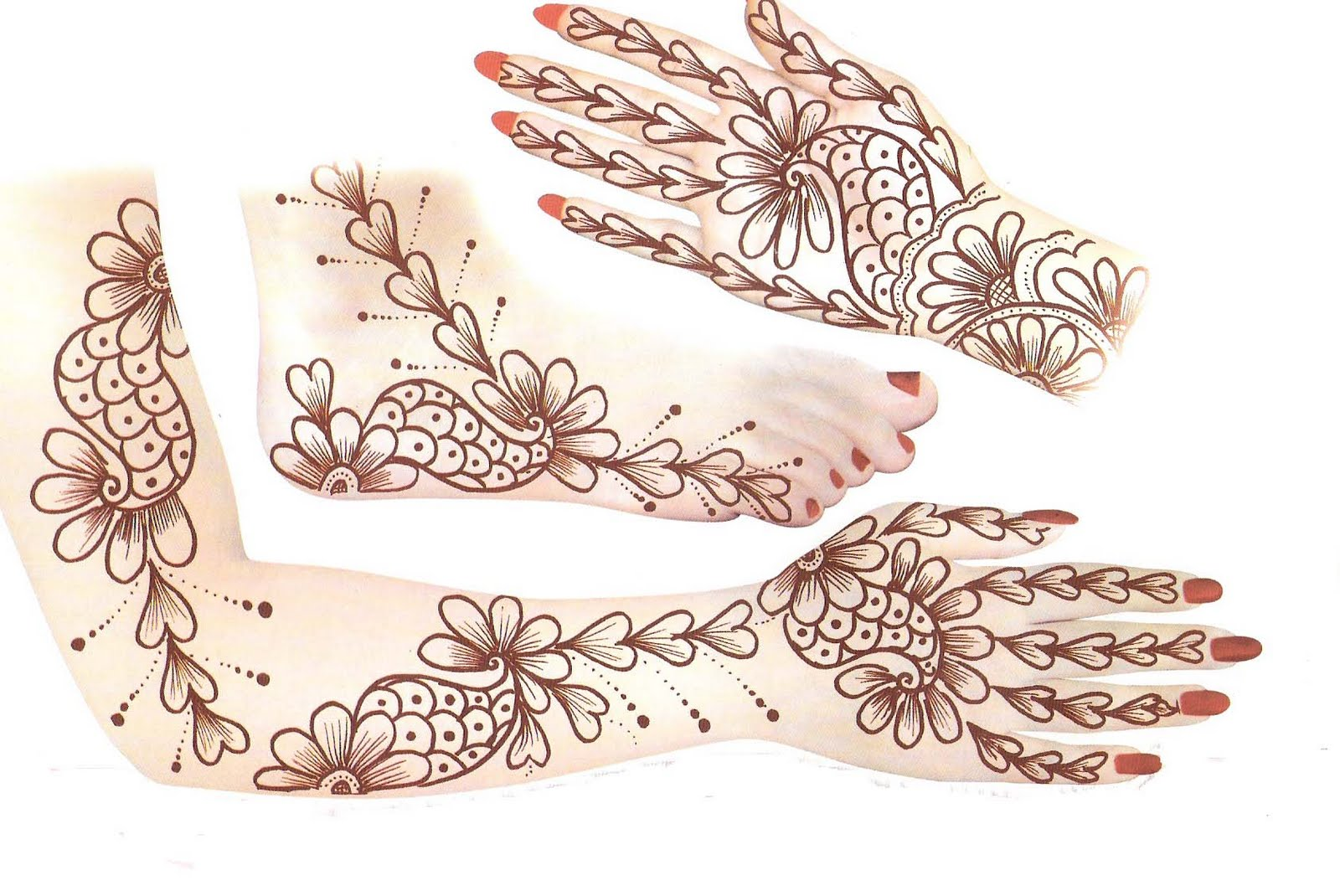 Bridal mehndi desings latest mehndi desings pakistani for Simple designs on paper