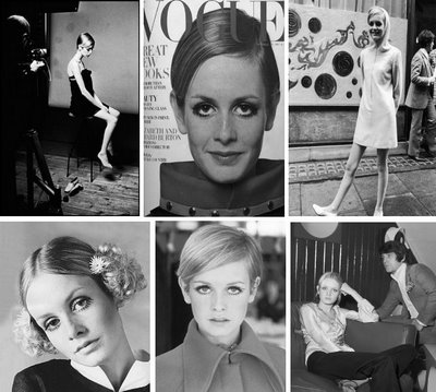 Fashion Twiggy Biography on Fashion Triple Threat  Women Of The 50 S And 60 S