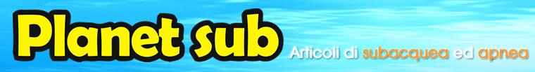 Planet Sub articoli di subacquea ed apnea