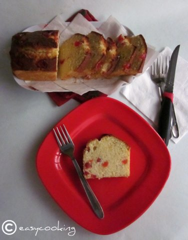 Cherry Loaf Cake Recipe Uk