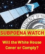 White House Subpoena Watch