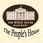 Welcome to the White House.  No seriously... you'll be amazed at how welcome you feel when you stop by.