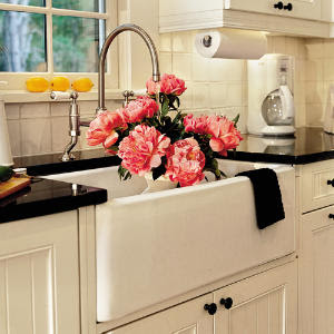 Farmhouse Style Cabinets