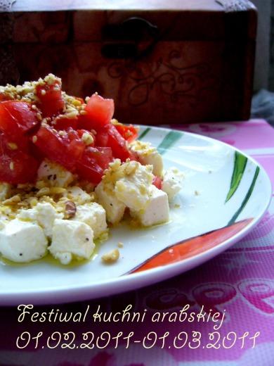 Festiwal kuchni arabskiej-zaproszenie